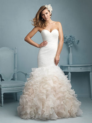 Parvani Vida Houston Wedding Gowns
