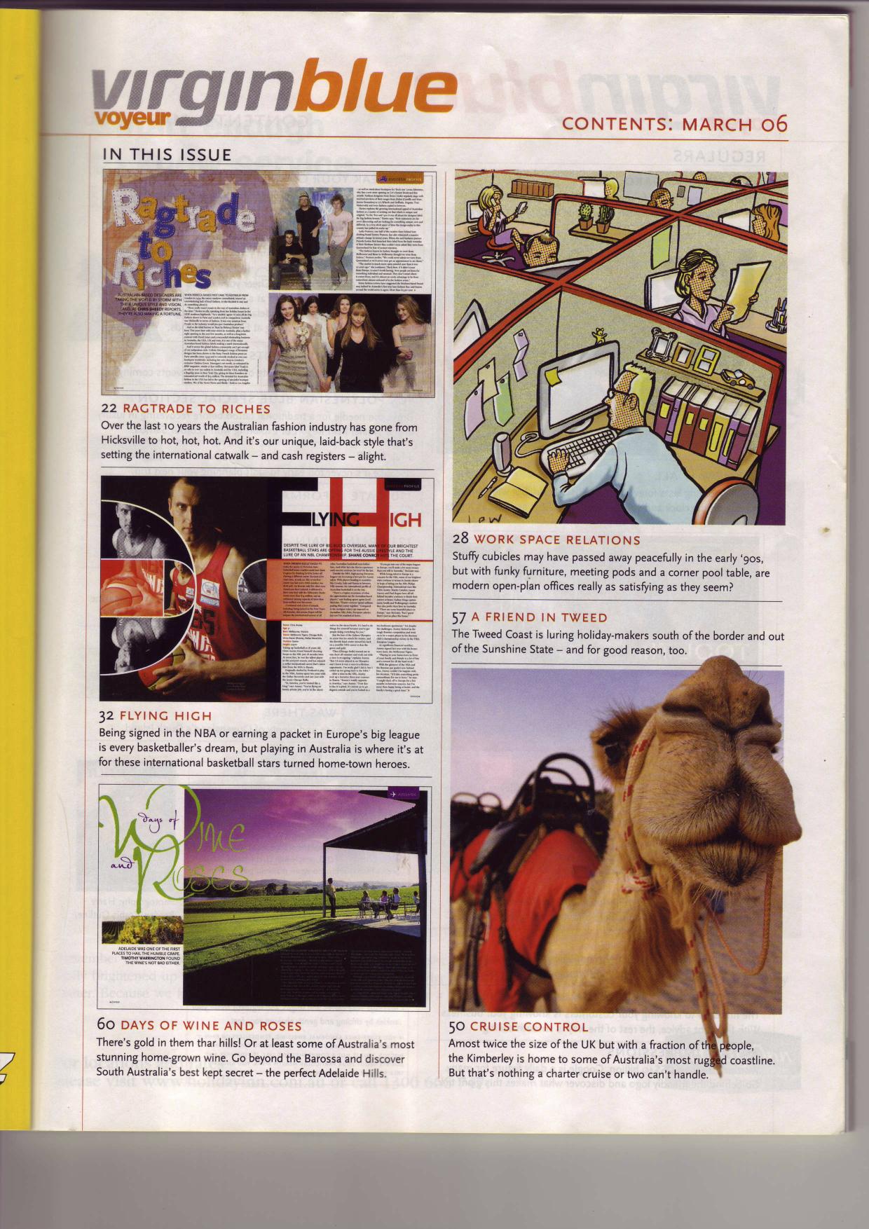 Voyeur Magazine