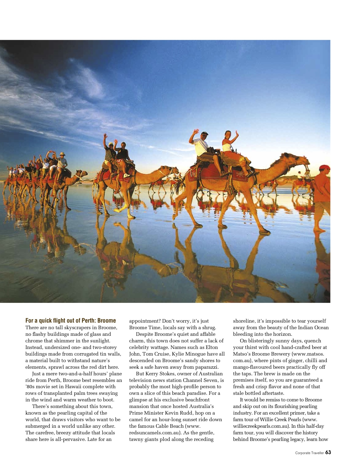 Corporate Traveller - June 2013