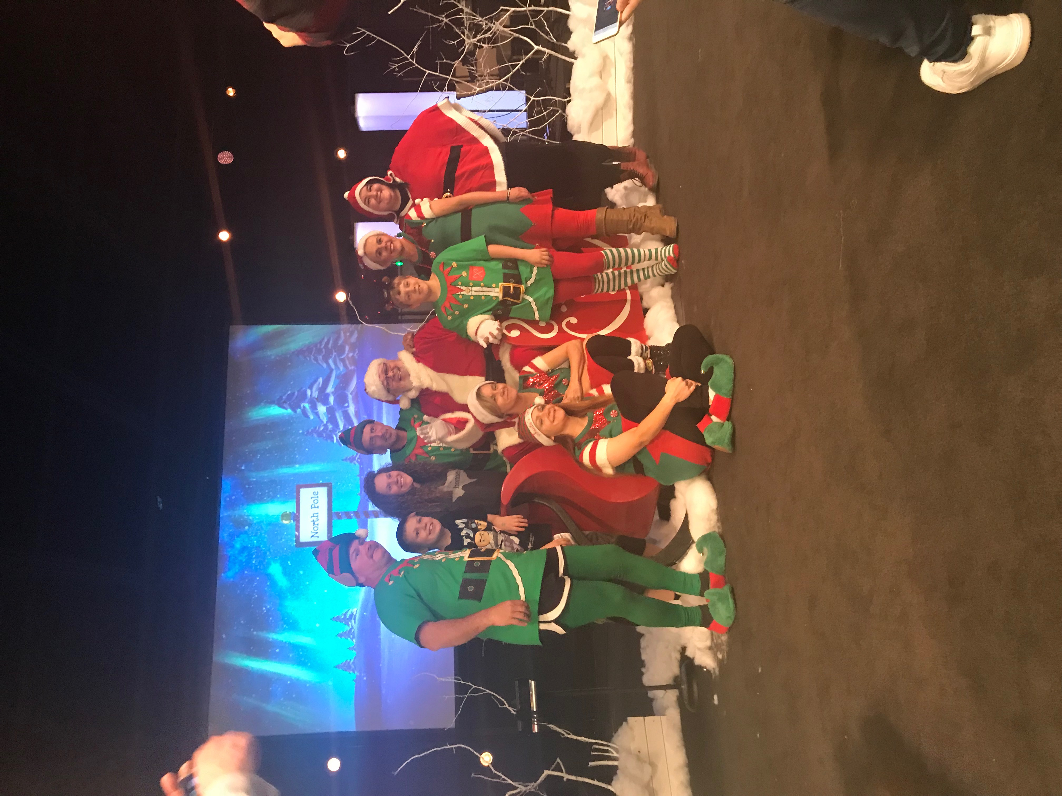 celebrate recovery christmas elves