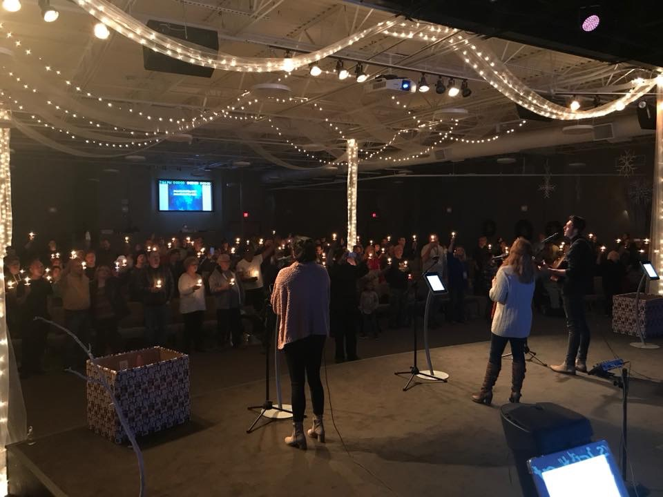 celebrate recovery candlelight