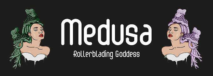 Medusa Roll Goddess