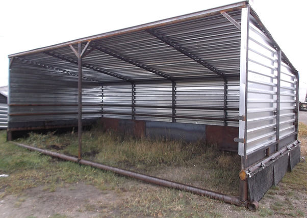 Promold Bull Shelter