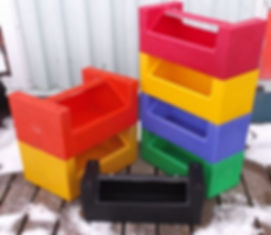 Promold Tool Totes