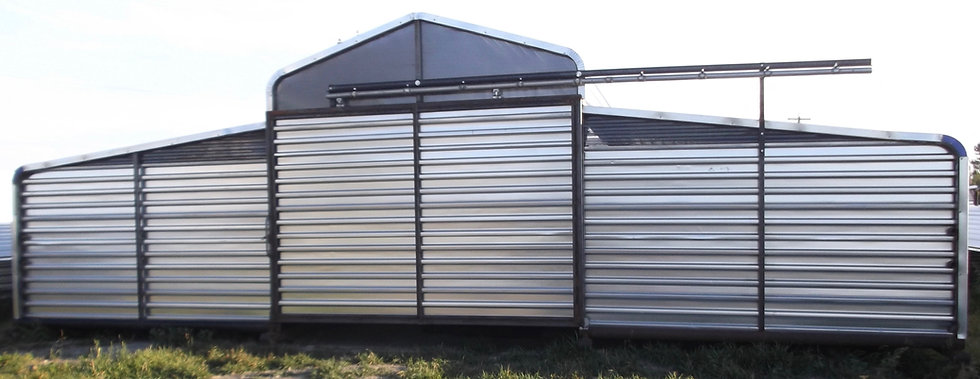 Promold 3 Piece Cattle Barn