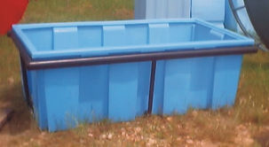 Promold Stationary Water Trough