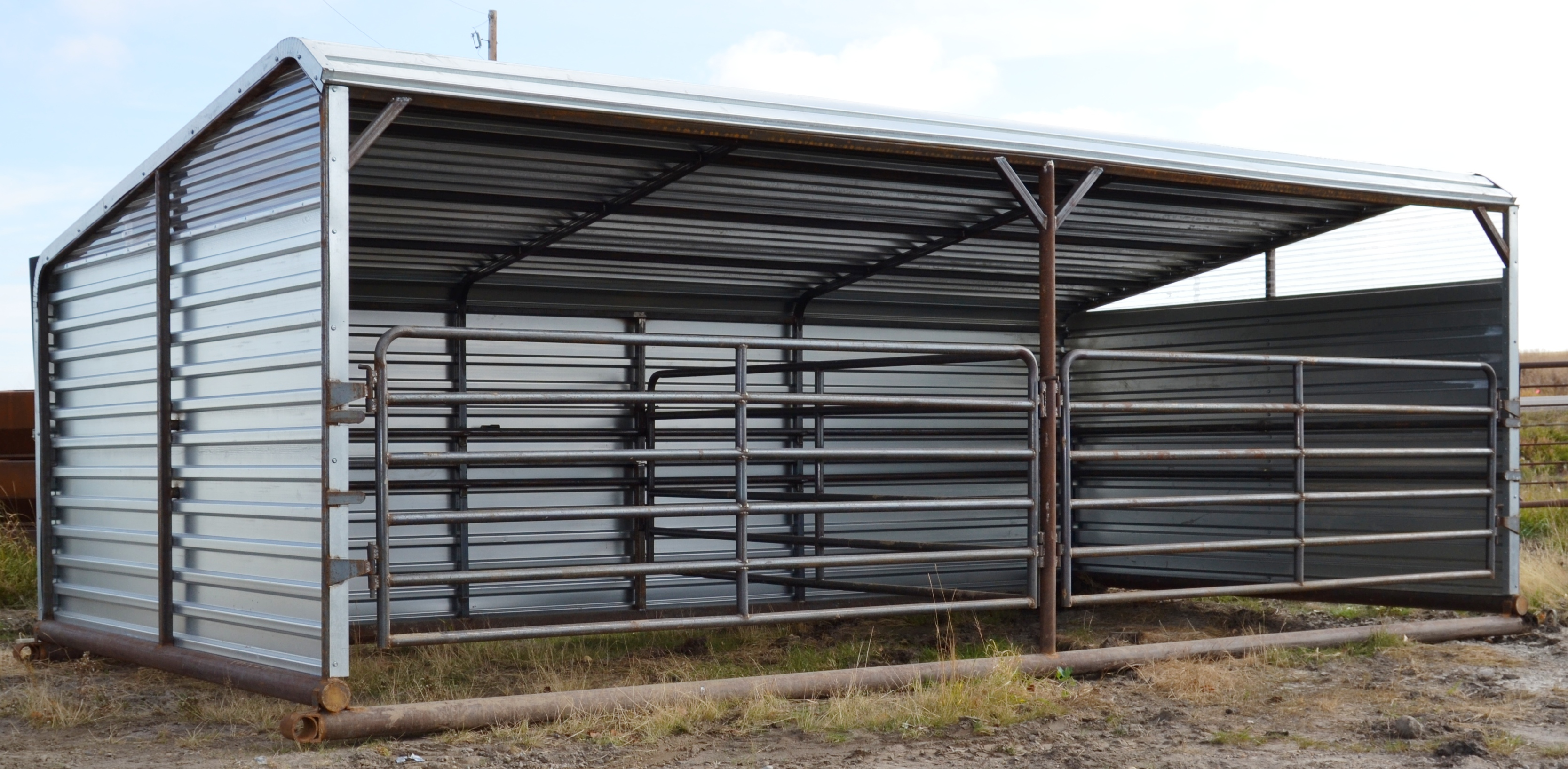 2014 Calf Shelters 008