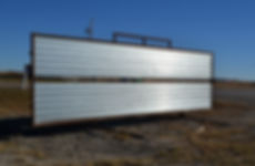 Promold Livestock Windbreak