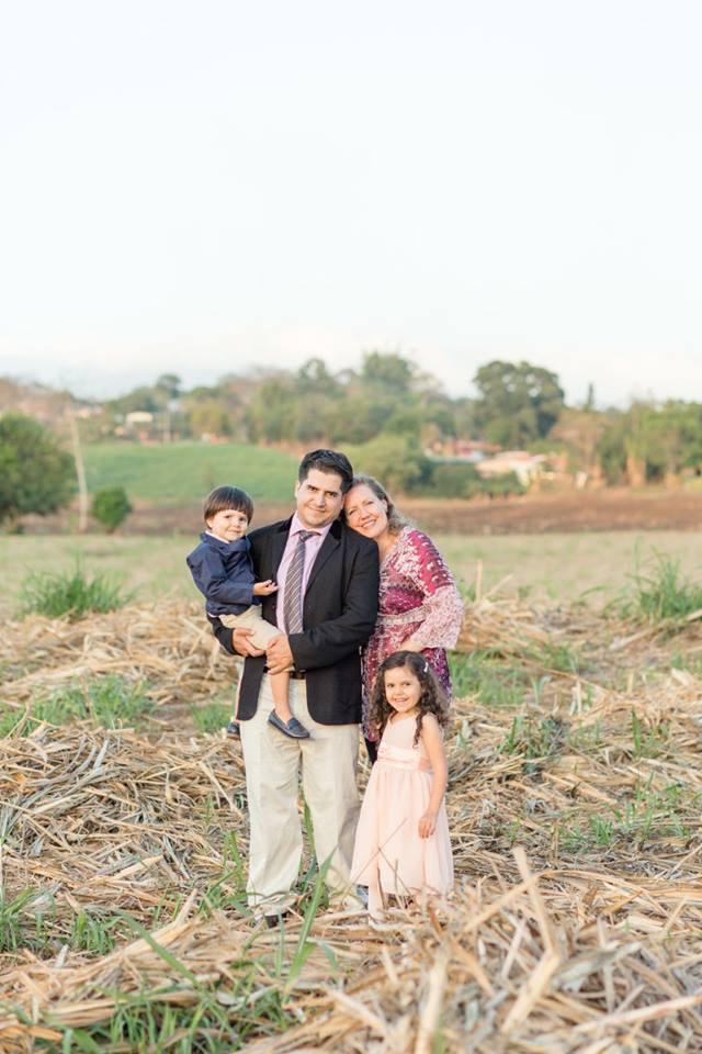 Ben & Taja's family
