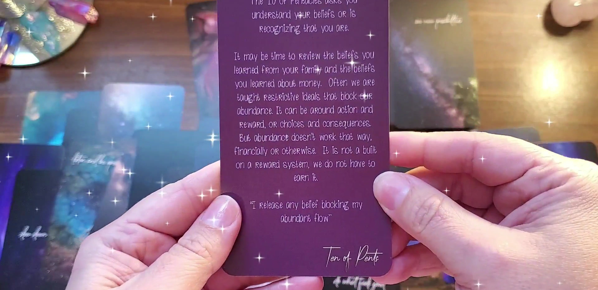 Advice From The Tarot Deck.mp4