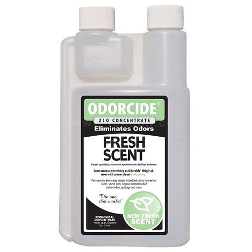 ODORCIDE 210 Concentrate Deodoorizer - Fresh Scent!