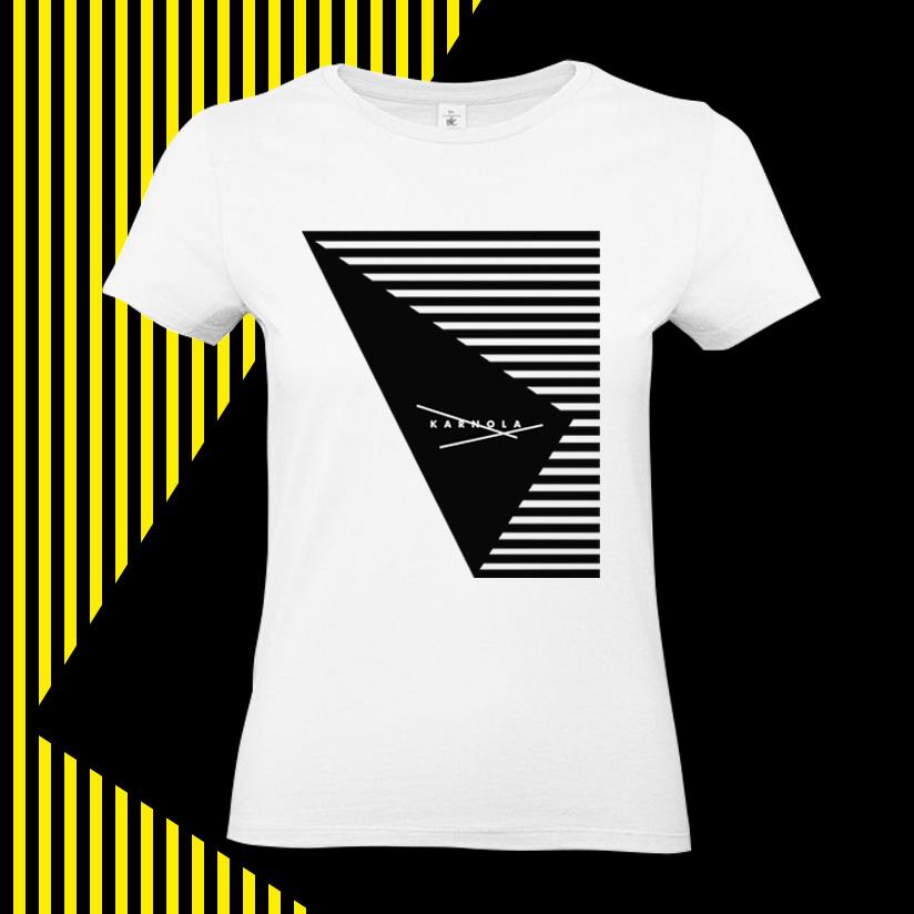 """T-shirt design """"Mikado"""""""