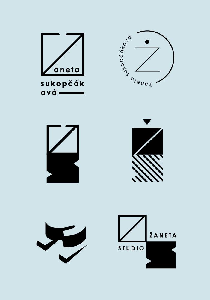 Zaneta Studio – concepts