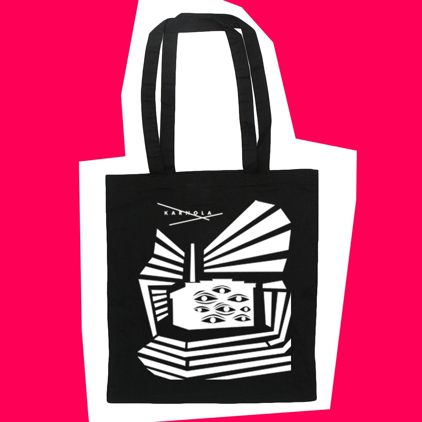 """Tote bag """"Factory"""""""