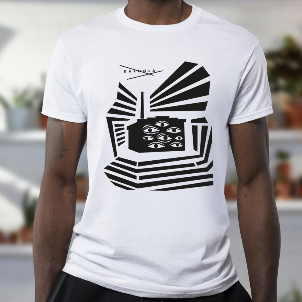 """Men's t-shirt """"Factory"""""""