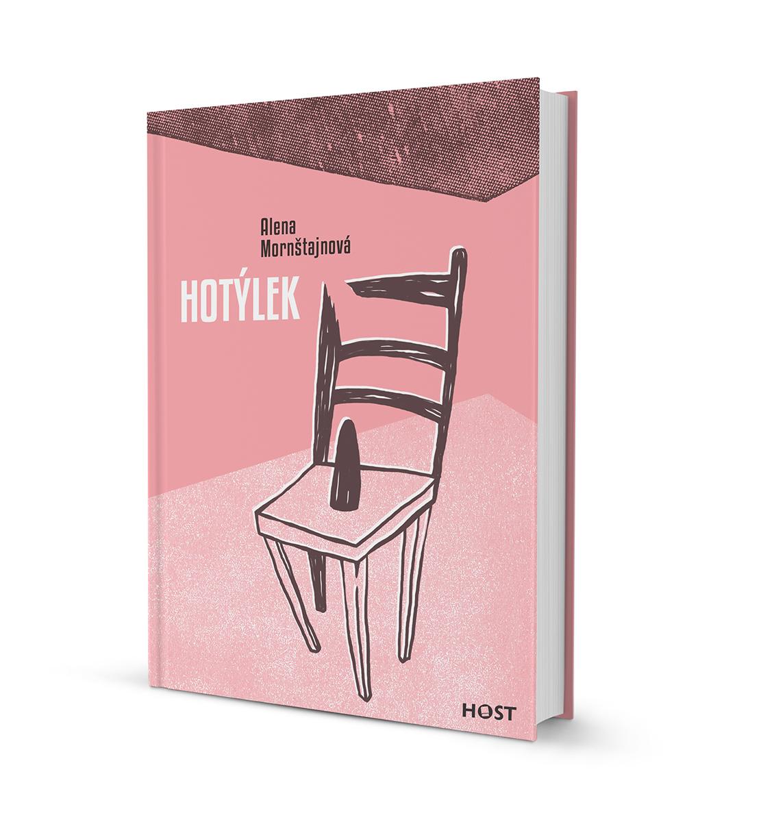 "Book Cover ""Hotylek"""