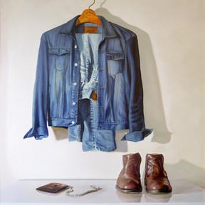 "Ricardo Ramírez - ""Jeans and booty 1"""