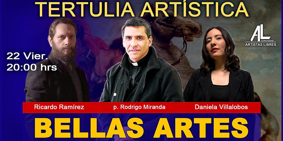 TERTULIA ARTÍSTICA 014 / Bellas Artes