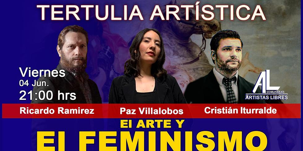 TERTULIA ARTÍSTICA 32 / El ARTE Y EL FEMINISMO