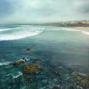 "Luis Poblete - ""Playa Grande Cartagena"""