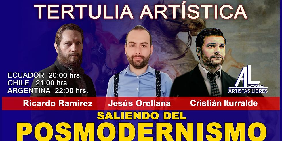 TERTULIA ARTÍSTICA 33 / SALIENDO DEL POSMODERNISMO