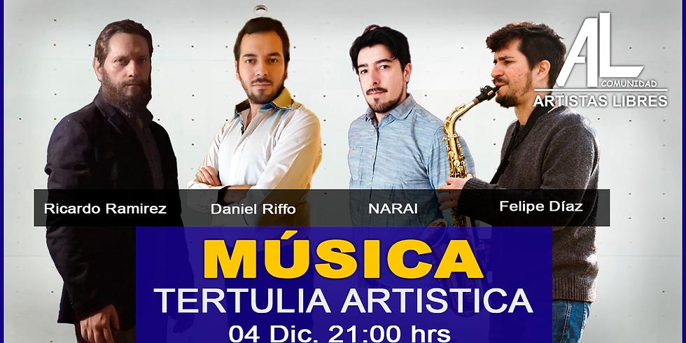TERTULIA ARTÍSTICA 07 / Música