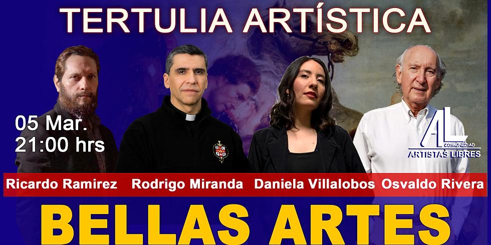 TERTULIA ARTÍSTICA 020 / BELLAS ARTES