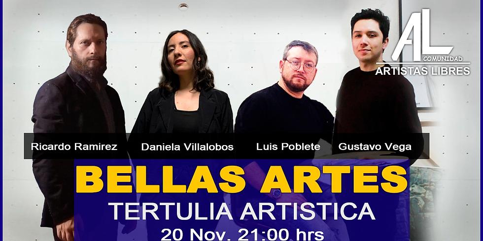 TERTULIA ARTÍSTICA 05 / Bellas Artes - Pintura