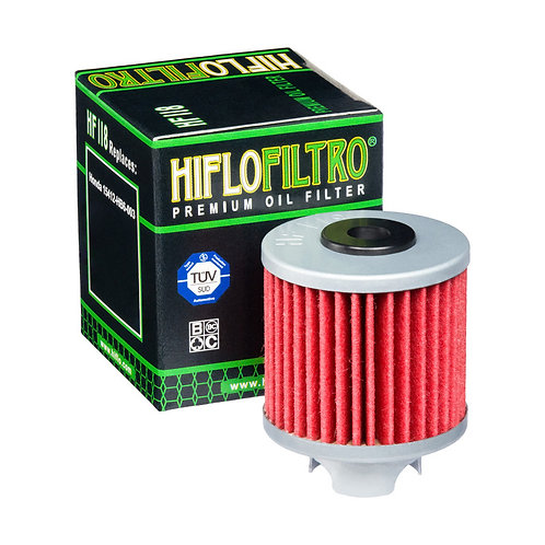 HifloPerformance Oil Filter HF118 Takegawa/Kitaco/YX