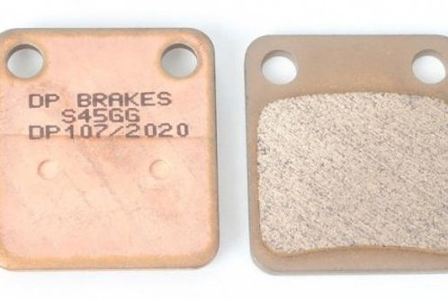 DP Brakes Standard Sintered Metal Brake Pads