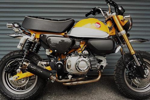 Zoom Loop Race Exhaust Honda 125 Monkey 2018-2020