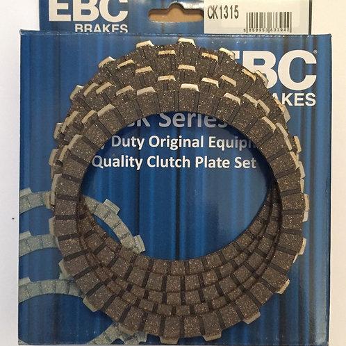 EBC Heavy Duty Clutch Friction Plate Kit Honda MSX125 /125 Monkey 2013-2019