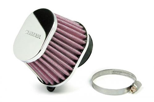 Takegawa Air filter (Type-2) (Oval taper / 39mm)