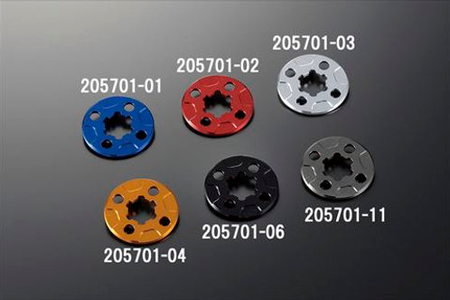 SHIFTUP ALUMINUM FRONT SPROCKET LOCK PLATE MONKEY/XR/PITBIKE/MSX