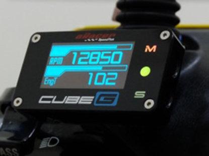 ARacer CUBE G ULTRA COMPACT OBD DATA GAUGE - HONDA MSX MONKEY 125 (ALL YEARS)