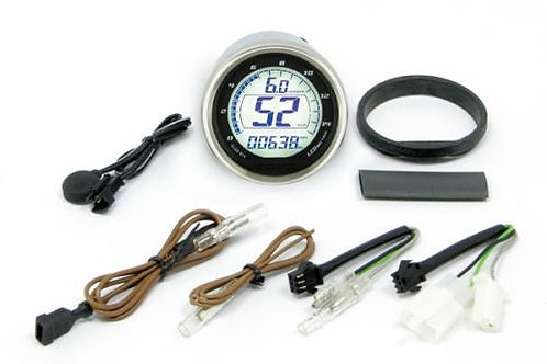 Takegawa D Type LCD Speed & Tachometer