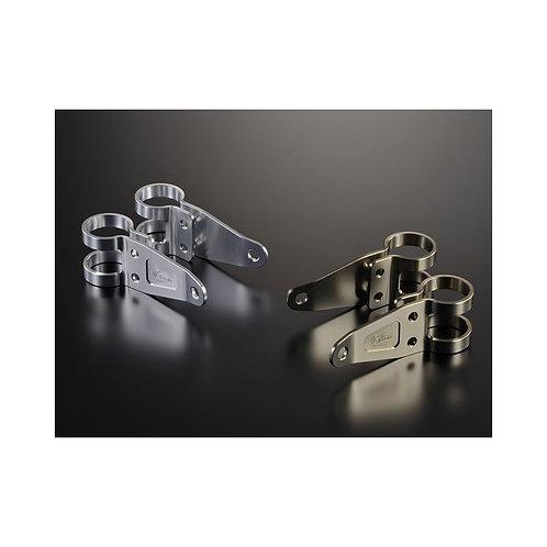 GCraft Headlight Bracket Set Diam 30 mm - Lenght 85 mm Z50 32019