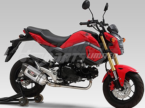 Yoshimura Stainless R77S Low Level Full System - Yoshimura Japan RACE MSX125