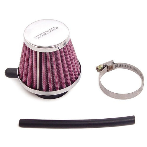 Takegawa Air filter (Type-2) round taper 32mm/ Keihin PC18/20