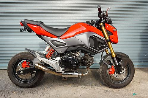 ZoOM Brute Race Exhaust Honda MSX SF 2013-2020