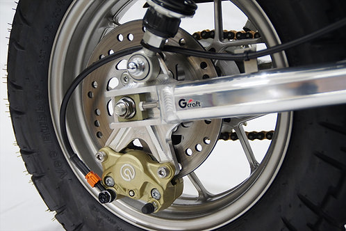 GCraft Rear Caliper Support for 125 Monkey