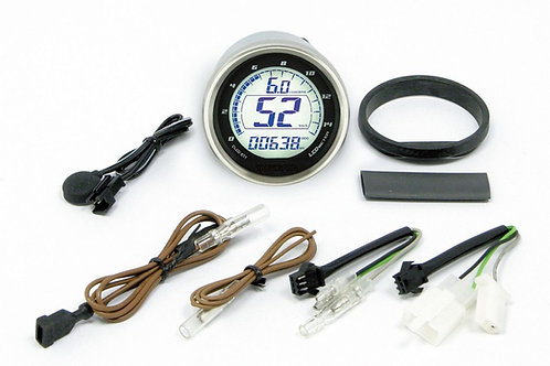 Takegawa D Type LCD Speedo & Tachometer (for Stock Light Case) Z50J