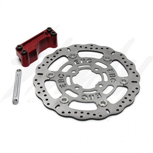EBC Front Oversize Replacement Disc 2013-2015