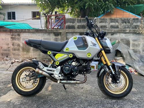 ZoOM Race Exhaust Honda GROM 2021+ Full System