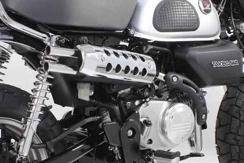 Takegawa RS Sports Muffler (Plating Protector) 125 Monkey