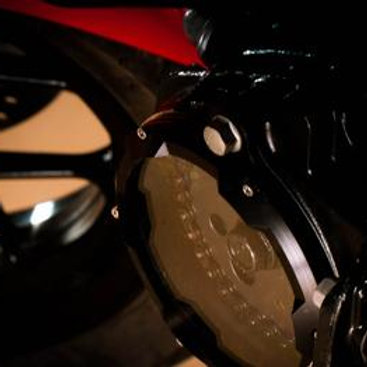 OTB Honda MSX / 125 Monkey Clear Cam Cover