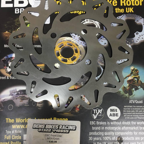 EBC Front Brake Disc
