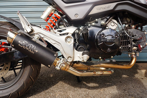 ZoOM Loop Race Exhaust Honda MSX 125 2013-2020