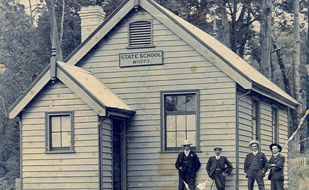 Marysville State School 1905