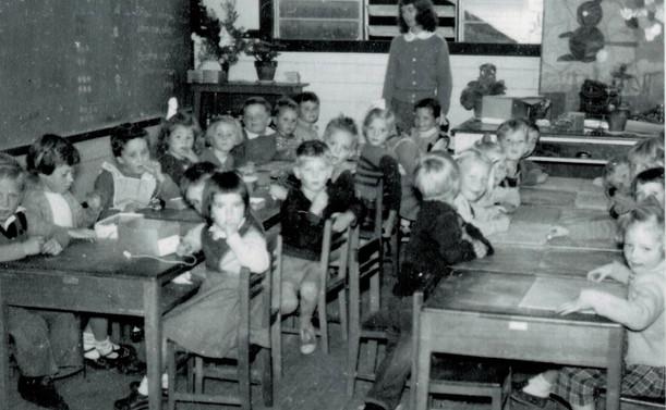 1958 Judy Jennings Junior Grade